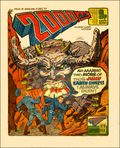 2000 AD (1977 IPC/Fleetway) UK 41
