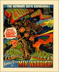 2000 AD (1977 IPC/Fleetway) UK 91