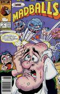 Madballs (1986-1988 Marvel/Star Comics) 4