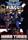 American Flagg Hard Times TPB (1985 First Publishing) 1-1ST