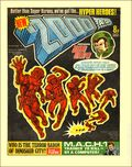 2000 AD (1977 IPC/Fleetway) UK 4