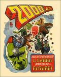 2000 AD (1977 IPC/Fleetway/Rebellion) UK 13