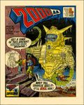 2000 AD (1977 IPC/Fleetway/Rebellion) UK 24