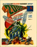 2000 AD (1977 IPC/Fleetway/Rebellion) UK 31
