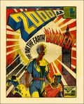 2000 AD (1977 IPC/Fleetway) UK 34
