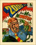 2000 AD (1977 IPC/Fleetway) UK 43