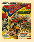 2000 AD (1977 IPC/Fleetway/Rebellion) UK 49