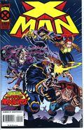 X-Man (1995) 2