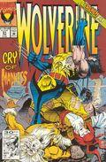 Wolverine (1988 1st Series) 51