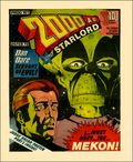 2000 AD (1977 IPC/Fleetway/Rebellion) UK 101