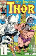 Thor (1962-1996 1st Series Journey Into Mystery) 368