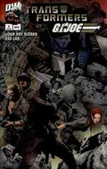 Transformers GI Joe (2003) 1A