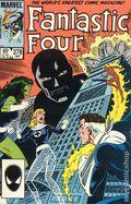Fantastic Four (1961 1st Series) 278