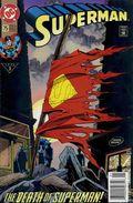 Superman (1987 2nd Series) 75ANEWS