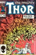 Thor (1962-1996 1st Series Journey Into Mystery) 344