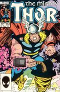 Thor (1962-1996 1st Series Journey Into Mystery) 351