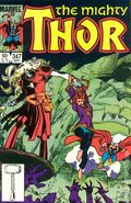 Thor (1962-1996 1st Series Journey Into Mystery) 347