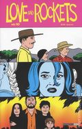 Love and Rockets (2001-2007 2nd Series) Comic-Sized 10