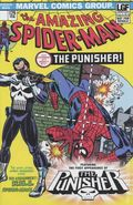 Amazing Spider-Man Punisher Movie Reprint (2004 Lion's Gate) 129
