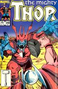 Thor (1962-1996 1st Series Journey Into Mystery) 348
