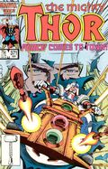 Thor (1962-1996 1st Series Journey Into Mystery) 371