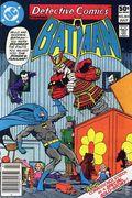 Detective Comics (1937 1st Series) 504
