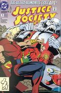 Justice Society of America (1992 2nd Series) 5