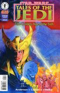 Star Wars Tales of the Jedi Golden Age of the Sith (1996) 4