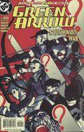 Green Arrow (2001 2nd Series) 50