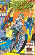 Amazing Spider-Man Hit and Run (1990) Canadian Edition 3