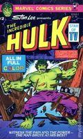 Incredible Hulk PB (1978 Pocket Books) Marvel Comics Series 2-1ST
