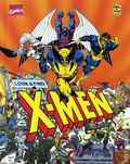 Look and Find X-Men HC (1992 Marvel) 1-1ST
