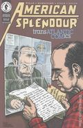 American Splendor Transatlantic Comics (1998) 1
