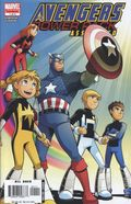 Avengers and Power Pack Assemble (2006) 1
