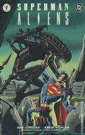 Superman vs. Aliens TPB (1996 DC/Dark Horse) 1-REP
