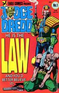 Judge Dredd (1983 Eagle/Quality) 1