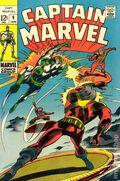 Captain Marvel (1968 1st Series Marvel) 9