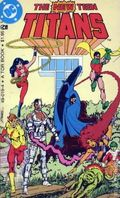 New Teen Titans PB (1982 Tor) 1-1ST
