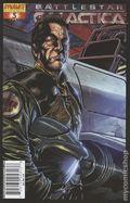 Battlestar Galactica (2006 Dynamite) 3A