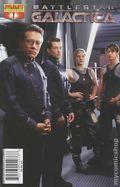 Battlestar Galactica (2006 Dynamite) 1D