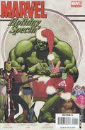 Marvel Holiday Special 2006 1