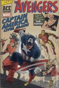 Avengers (1963 1st Series) Wizard Ace Edition #4 4