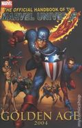 Official Handbook of the Marvel Universe Golden Age (2004) 2004