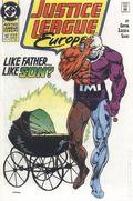 Justice League Europe (1989) 12