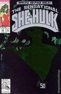 Sensational She-Hulk (1989) 50