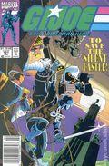 GI Joe (1982 Marvel) 121A