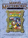 Marvel Masterworks Deluxe Library Edition Variant HC (1987-Present Marvel) 1st Edition 43-1ST
