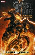 Ghost Rider The Road to Damnation TPB (2007 Marvel) 1-1ST