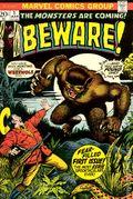 Beware (1973 Marvel) 1