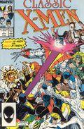 X-Men Classic (1986-1995 Marvel) Classic X-Men 8